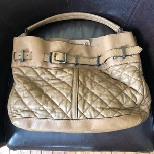Burberry Enmore Quilted Hobo